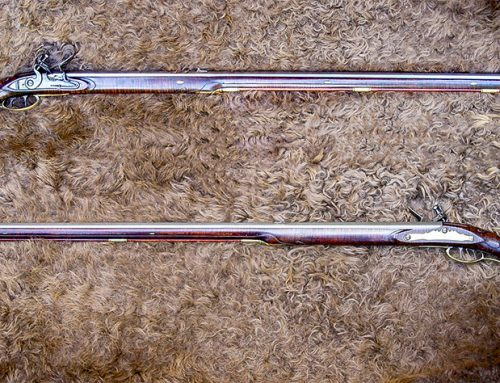 David Crockett Rifle (1780-1790)