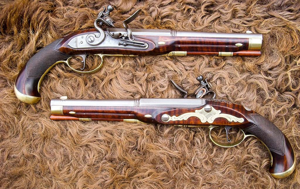 Kuntz Style Pistols